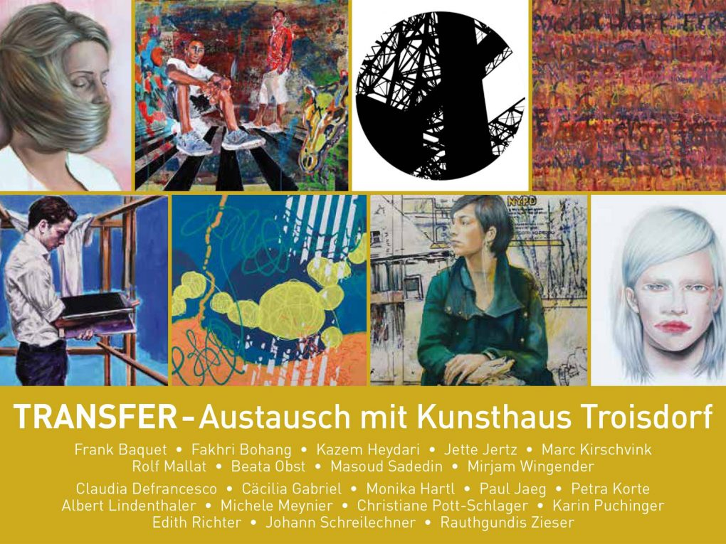 Ausstellung in Salzburg